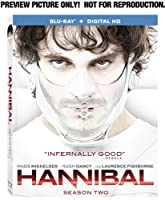 Hannibal Season 2 [Blu-ray] [Import]