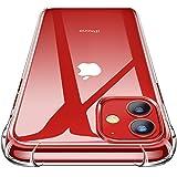 CANSHN Clear für iPhone 11 Hülle, Hochwertig Transparent Weiche Durchsichtig Dünn Handyhülle mit...