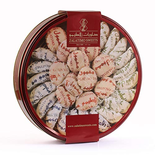 Zalatimo Sweets Since 1860, 100% All-Natural Assorted Mamoul...