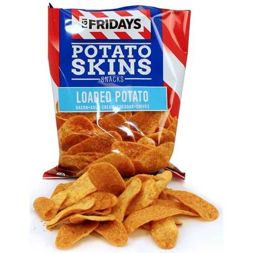 Max 73% OFF TGI Fridays Loaded Potato Skins 3 Ounce 6 case. per -- Fashionable