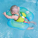 YAMMY Baby Inflatable Swim Ring, Baby Swim Ring Float Children's Paddling Pool with Seat Infant Buoyancy Aid Training Swim Ring Float