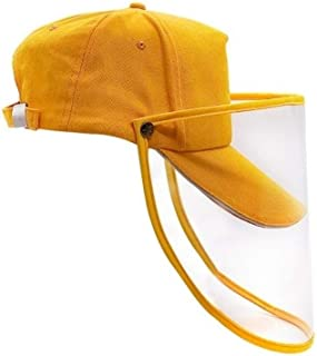 Spray Proof Hat, Spit Proof Cap, Wind Dust Proof Baseball Daily Protective Cap