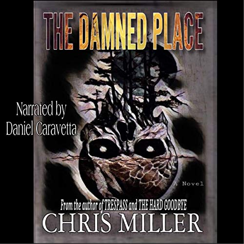 The Damned Place  By  cover art