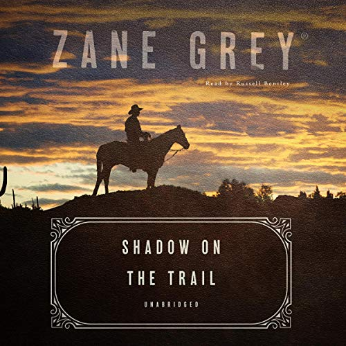 Shadow on the Trail cover art