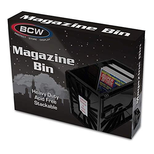 BCW Magazine Bin