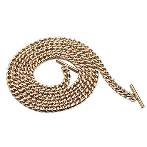 LiDianFuu 100cm / 110cm correa de la cadena del metal de la...