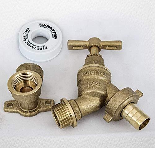 HomeofChrome Kit de robinet de jardin