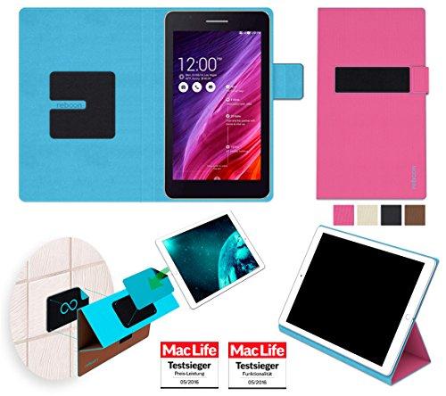 Hülle für Asus FonePad 7 FE171CG Tasche Cover Hülle Bumper | in Pink | Testsieger