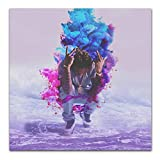 XuFan Posters and Prints Future DS2 Dirty Sprite Hip Hop Rap Music Cover Album Art Poster Canvas Painting Home Decor/60X60cm-No Frame