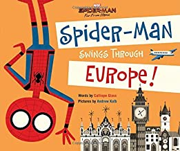 Spider-Man: Far From Home: Spider-Man Swings Through Europe!