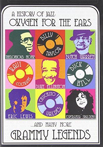 History of Jazz: Oxygen for the Ears [Importado]