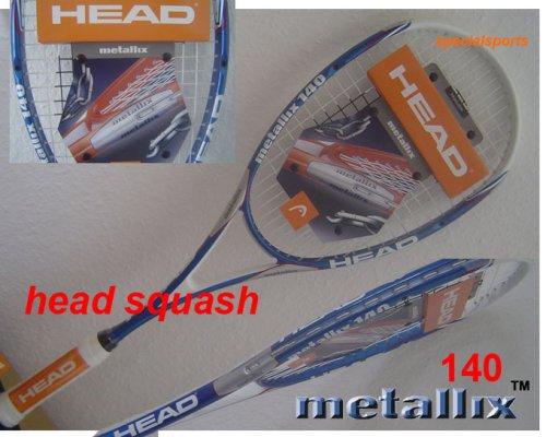 HEAD Metallix 140 Raqueta de Squash