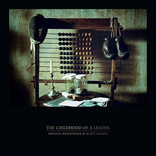 The Childhood of a Leader-Ost-Transparent Vinyl-Lt [Vinyl LP]