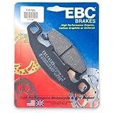 EBC FA129 - Pastillas de Freno compatibles con Suz-uki DR 800 GS 500 GSF 400 GSX 1100 VX 800