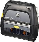 Zebra Technologies ZQ52-AUE0000-00 Thermal Printer, Portable, ZQ520, 4' Size, Bluetooth 4.0, 203 DPI