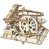 Robotime 立体パズル 木製パズル クラフト プレゼント おもちゃ オモチャ 知育玩具 男の子 女の子 大人 入園祝い 新年 ギフト 誕生日 クリスマス プレゼント 贈り物(水車)