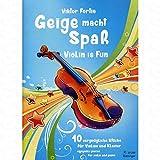 Geige macht Spass - arrangiert für Violine - Klavier [Noten/Sheetmusic] Komponist : FORTIN VIKTOR