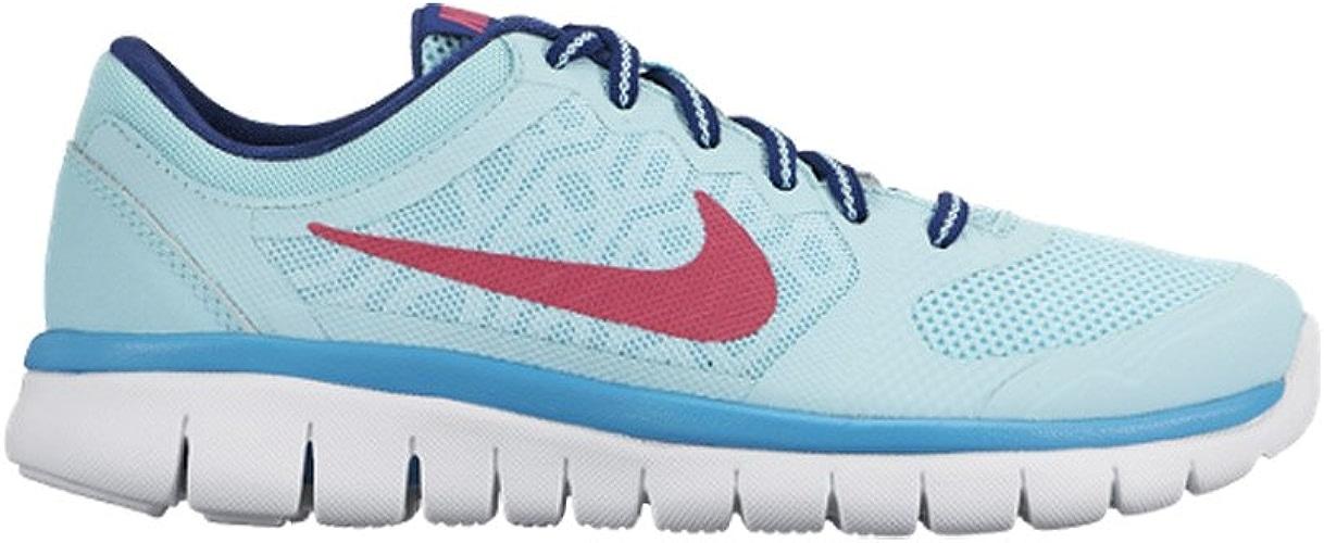 Nike Flex 2015 RN (GS), Baskets Basses Mixte Enfant
