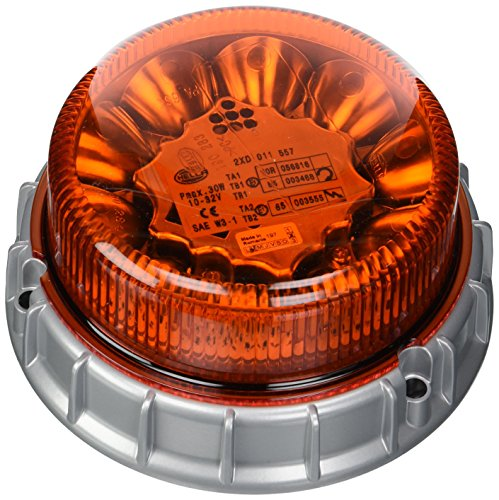 Anbau 12//24 V gelb HELLA 2RL 011 484-001 Rundumkennleuchte KL 7000 LED
