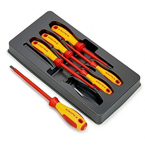 Knipex 00 20 12 V01 Screwdriver Set (6 Piece)