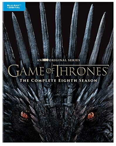 Game of Thrones S8 (Repackage/Blu-ray)