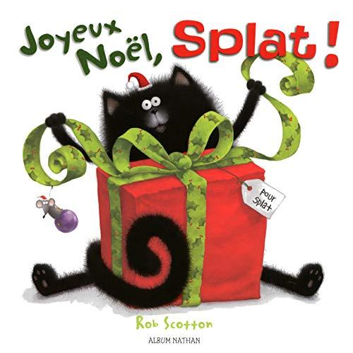 Joyeux Noël Splat - Album dès 4 ans