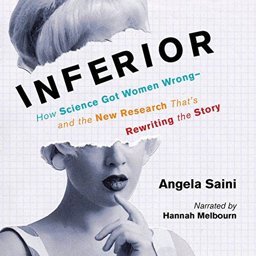 Inferior audiobook cover art