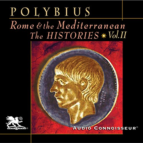 Rome and the Mediterranean Vol. 2 cover art