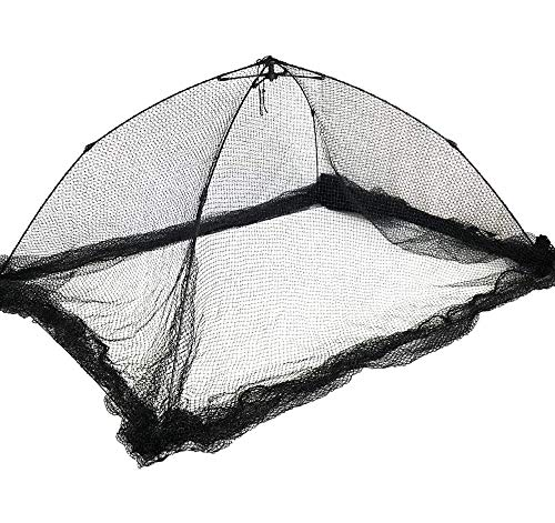 Garden EXPERT Pond Net Cover 7x9 Feet Garden Cover Pond and Garden Protector with Netting Tent Dome