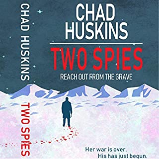 Two Spies Reach Out from the Grave audiobook cover art