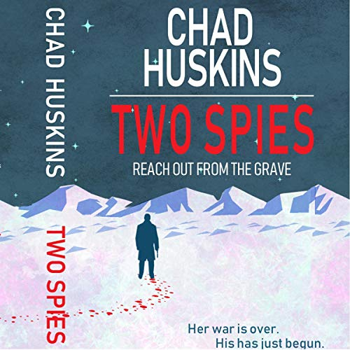 Two Spies Reach Out from the Grave cover art