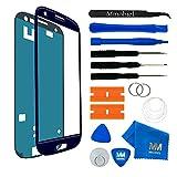 MMOBIEL Écran Tactile Compatible avec Samsung Galaxy S3 Mini i8190 i8195 Séries (Bleu) avec Kit...