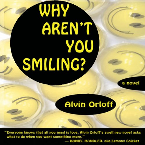 Why Aren't You Smiling? audiobook cover art