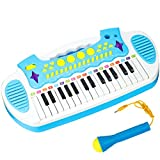 Conomus Piano Keyboard Toy for Age 2 3 4 Year Old Girls First Birthday Gift...