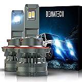 BEAMTECH H13 LED Bulbs, 14000LM 9008 G-XP Chips 110W 6500K High Power...