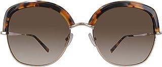 نظارة شمسية ام ام نيدل V HA 2IK 56 للنساء من ماكس مارا، هافان ذهبي/ بني بي دابليو