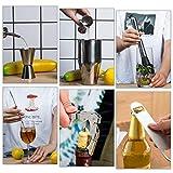 Zoom IMG-2 set cocktail strumenti della barra