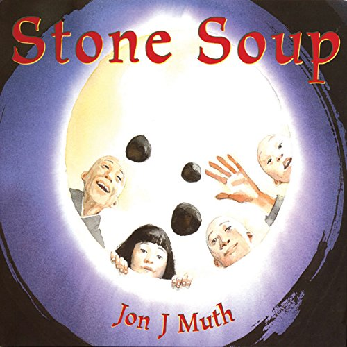 Stone Soup Audiobook By Jon J Muth Audiblecom