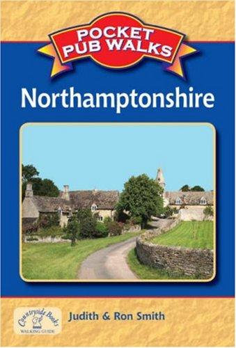 Pocket Pub Walks in Northamptonshire (Pocket Pub Walks)
