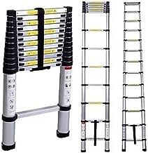 Escada Telescópica Aluminio13 degraus 4mts - Knakasaki