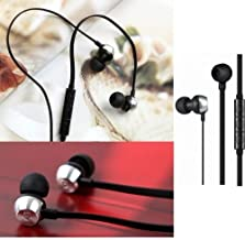 Lg Hss-f530/B Earphones Quadbeat2 Built-in Microphone for Smartphone Black