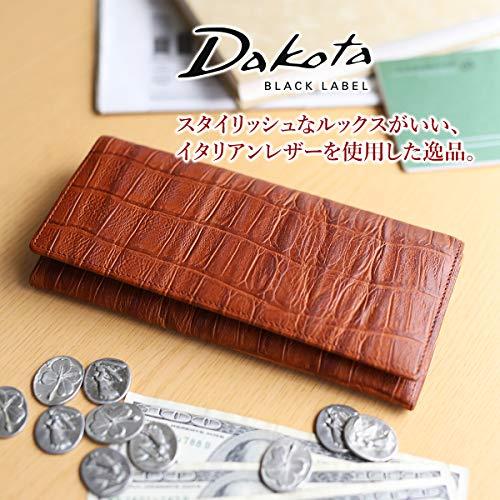 Dakota(ダコタ)『ブラックレーベルウェイブ長財布(0627202)』