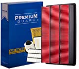 1991 Infiniti Q45 Performance Air Intakes - Premium Guard Air Filter PA4807 | Fits Infiniti FX45 2008-2003, M45 2004-2003, Q45 2006-1990