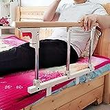 Barandillas Cama, Rieles Laterales Seguridad Ajustables, Handicap Medical Cuidados Hogar Dispositivos Asistencia, Barra Agarre Anti Caída Para Adultos Niños Discapacitados Ancianos