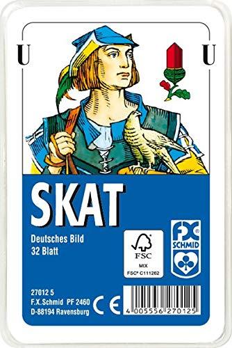 Ravensburger Spielkarten 27012 - Skat, deutsches Bild