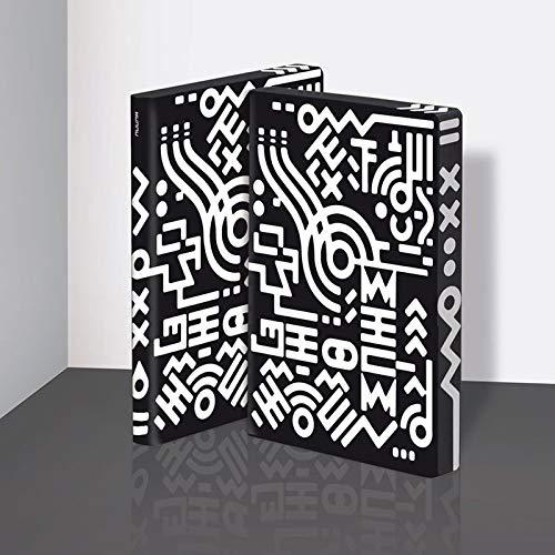 dise/ño Love Cuaderno color blanco Nuuna Graphic S