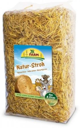 JR Farm Natur-Stroh, Kilogramm:1.0 kg