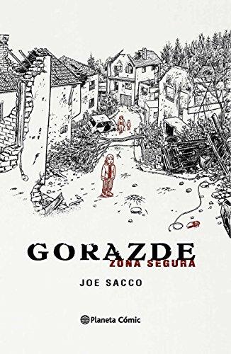 Gorazde (Trazado): Zona segura (Biblioteca Joe Sacco)