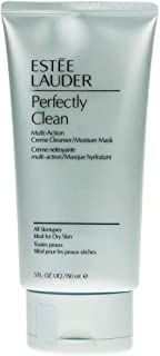 Estee Lauder Perfectly Clean Creme Cleanser / Moisture Mask 150ml