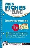 Mes fiches pour le BAC Economie approfondie Term ES